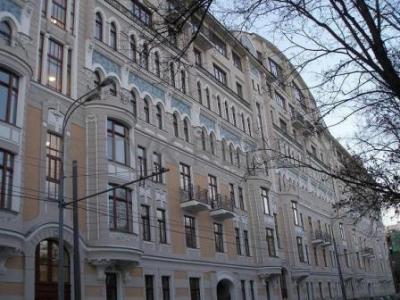 Жилой комплекс на Кропоткинской