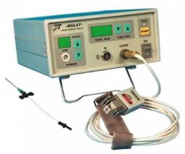 Милта лазерный аппарат терапевтический