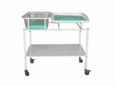 Кровать для новорожденных мобильная
