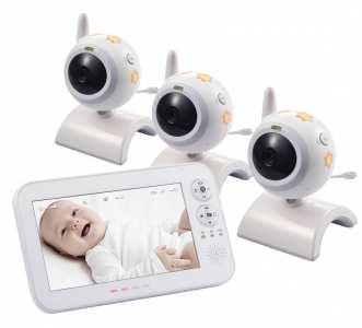 Видеоняня три камеры