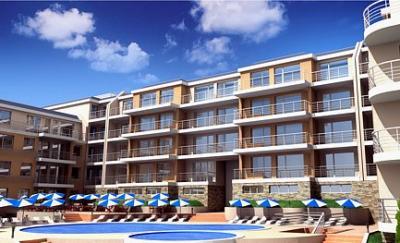Апартаменты у моря в Несебр
