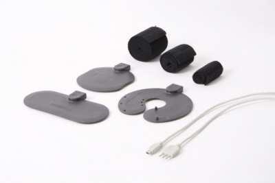 Комплект электродов для электромагнитной терапии
