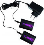 Литиевые аккумуляторы и зарядное устройство для перчаток