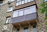 Остекление балконов PROVEDAL