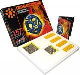 Конструктор магнитный 157 элементов 4 х цветов