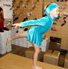 Платье для фиг кутания 25107 Повязка на голову П 1