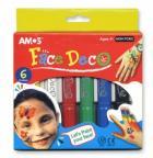краски для лица и тела FACE DECO
