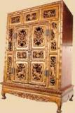 Шкаф в восточном стиле