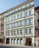 Двухуровневая квартира в Праге