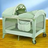 Манеж кроватка 3 в 1 Simplicity
