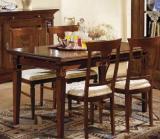 стол деревянный италия