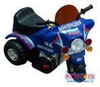 Игрушка Мотоцикл на аккумуляторе
