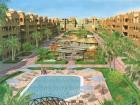 Апартаменты с бассейном в Хургаде
