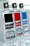 Водка «Русский квадрат»