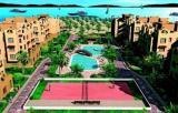 Вилла с бассейном в Хургаде