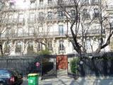 Красивый дом в Париже