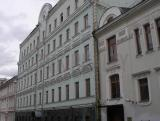 Квартира на Нащокинском переулке