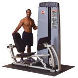 Двухпозиционный тренажер Жим ногами / тренировка икроножных мышц