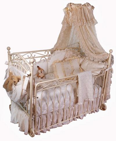 Деревянная кроватка своими руками